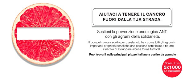 la campagna Agrumi ANT