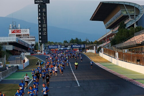 Allianz Night Run_Spain