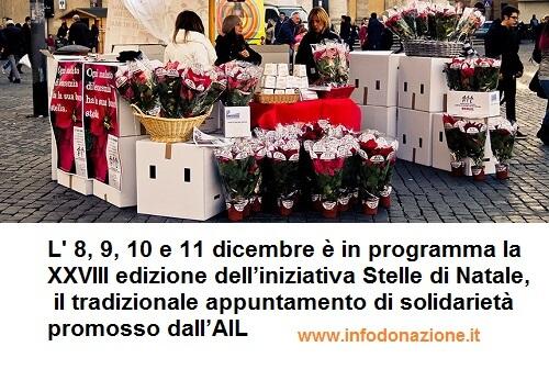 Airc Stella Di Natale.Stelle Di Natale Ail 2016 Blogs Da Seguire